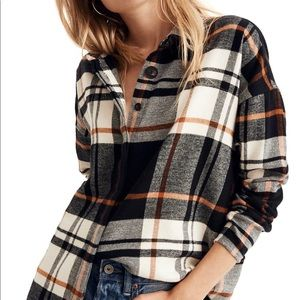 Madewell Bromley Flannel